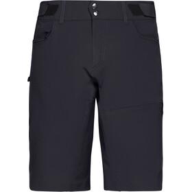 Norrøna Skibotn Flex1 Lightweight Spodnie krótkie Mężczyźni, caviar